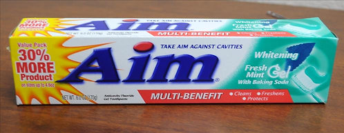 AIM CAVITY PROTECTION FLOURIDE TOOTHPASTE