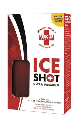 RESCUE DETOX ICE SHOT CLEANSING DRINK