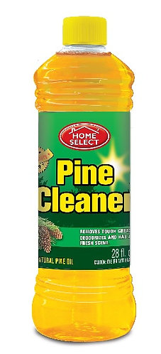 HOME SELECT 28OZ PINE FLOOR CLEANER