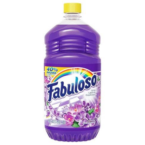 FABULOSO 56OZ LAVENDER LIQUID CLEANER