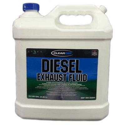 DEF DIESEL EXHAUST FLUID- CLEAR DEF