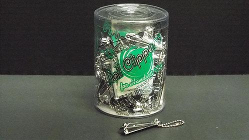 NAIL CLIPPERS JAR