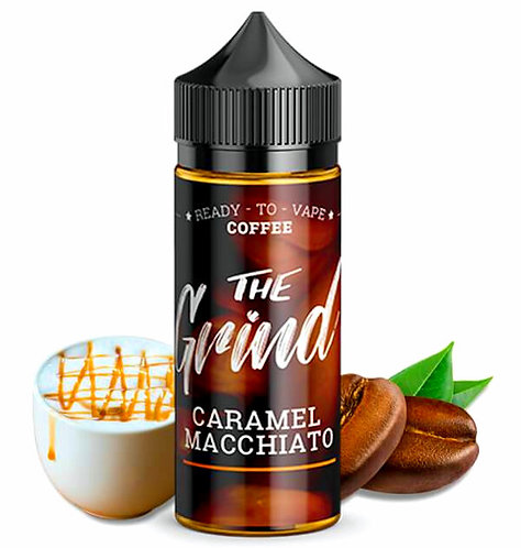 THE GRIND 3MG OR 6MG E-LIQUID