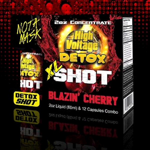 High voltage detox shot