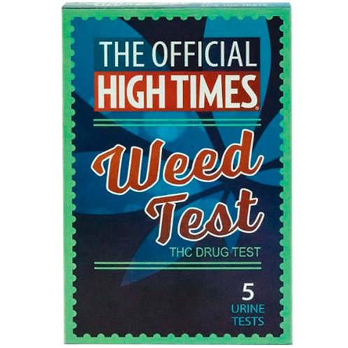 High times weed time