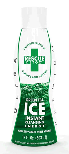 RESCUE DETOX ICE CLEANSING DRINK