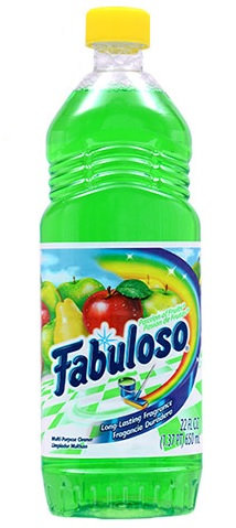 FABULOSO 22OZ PASSION FRUIT LIQUID CLEANER
