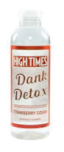 HIGH TIMES DETOX STRAWBERRY COUGH W/ 8 CAPS