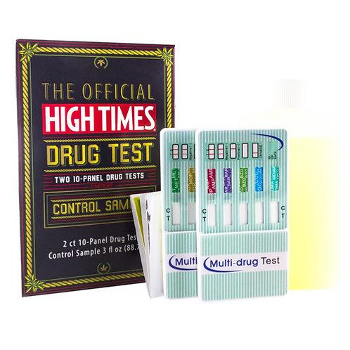 High times drug test kit