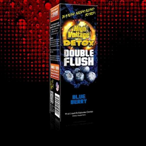 #HIGH VOLTAGE DOUBLE FLUSH DETOX COMBO