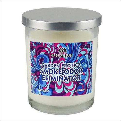 Special blue odor eliminator