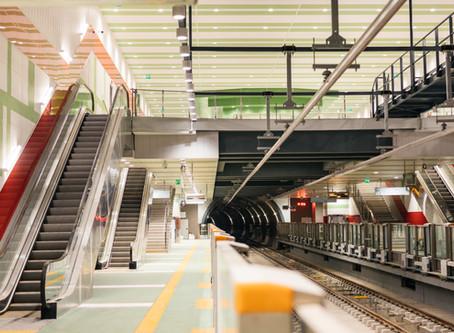 Широко приложение на открития способ в Софийското метро