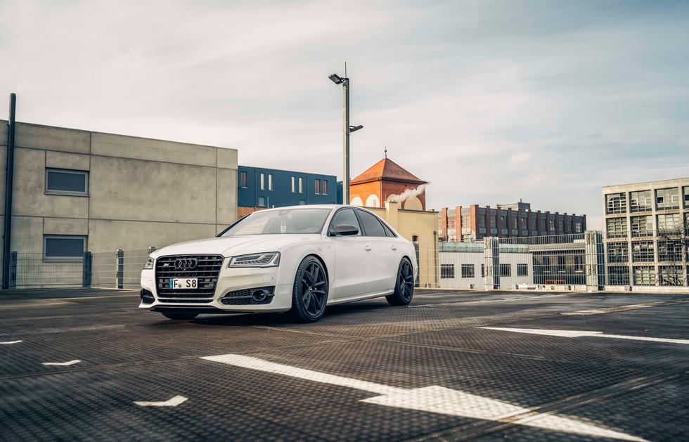Audi Fahrzeug Fotografie München stuttga