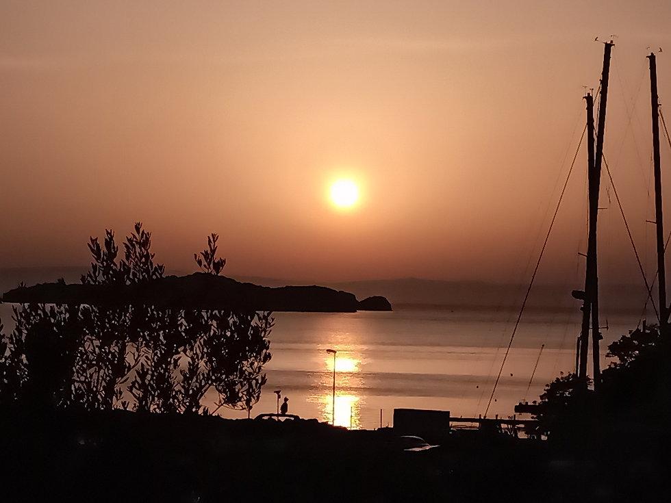 zalaz sunca