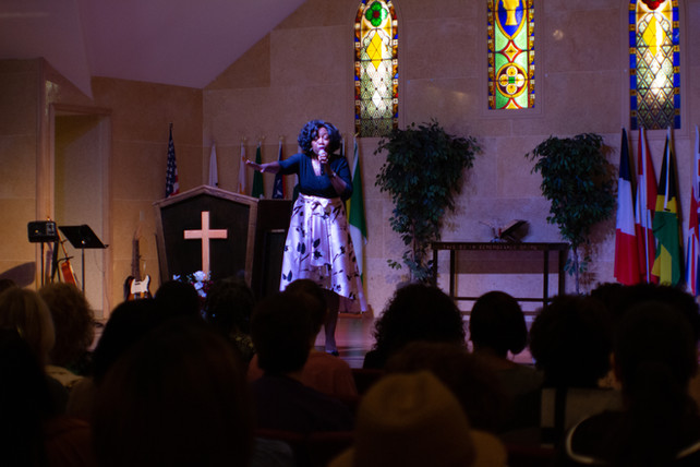 Pastor Donna Hylton