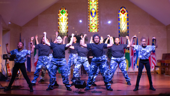 Anointed Dance Ministry