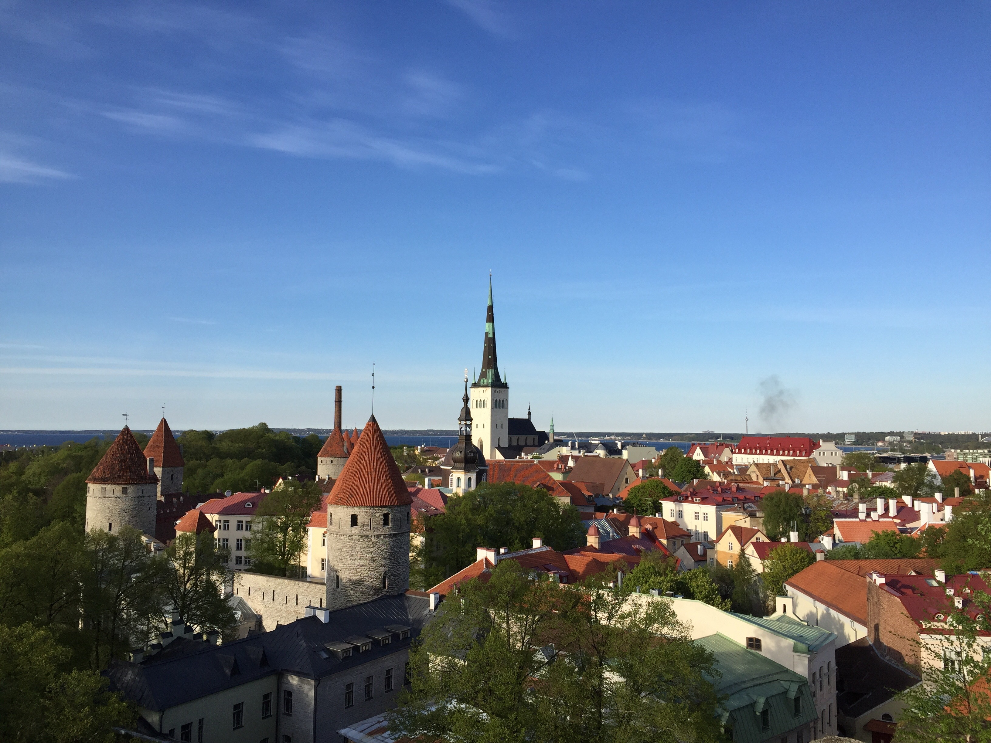 Study abroad in Tallin, Estonia
