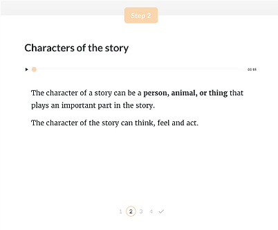 Figure 3 What is Story Mountain- Review