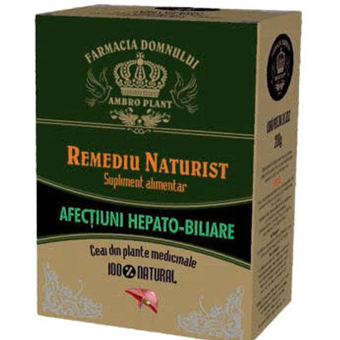 Ceai pentru afecțiuni hepato biliare 200g