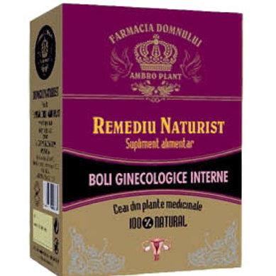Ceai pentru afecțiuni ginecologice interne 100g