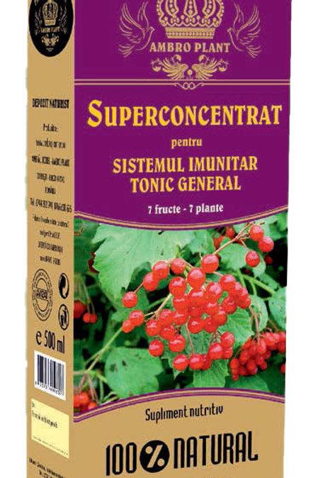 Superconcentrat pentru Sistemul Imunitar 500 ml