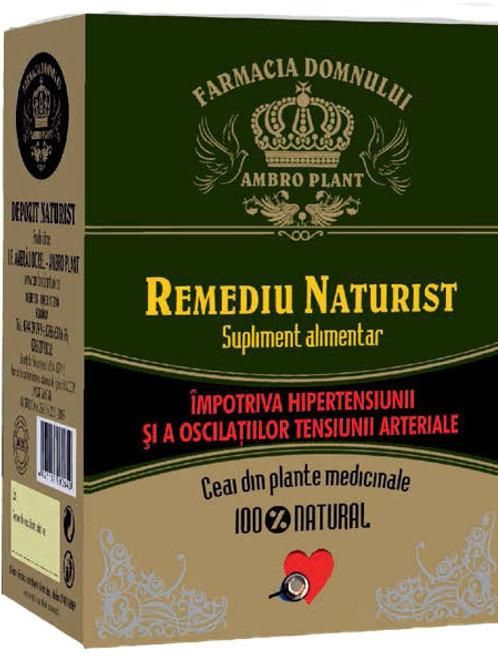 Ceai împotriva hipertensiunii și a oscilațiilor tensiunii arteriale 100g