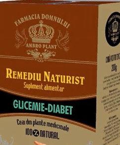 Ceai pentru reglarea glicemiei - diabet 200g