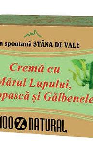 Cremă cu Mărul Lupului, Rostopască și GăIbeneIe 100 gr