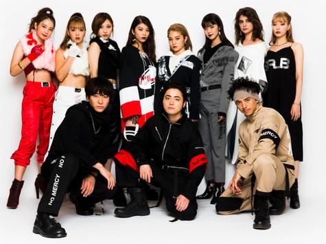 2020.9.29 Girls Award Fashon Show