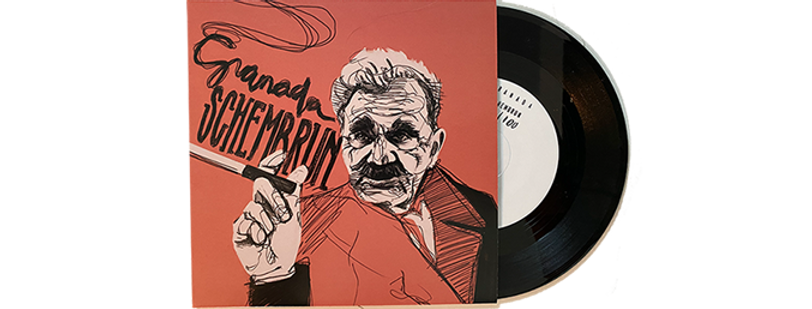 "Vinyl - Single   ""Schembrun"""