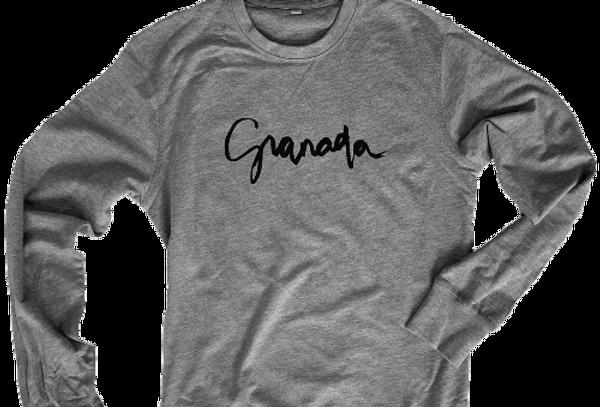 "Sweatshirt | Unisex | ""Granada"""