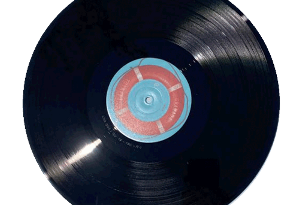 "Vinyl | ""Granada"""