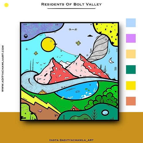 Residents of Bolt Valley