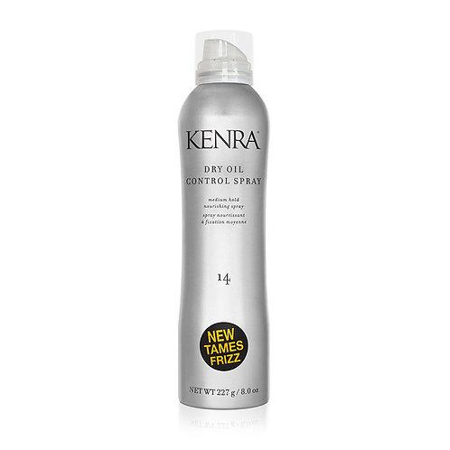 Dry Oil Control Spray 14