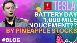 TSLA Battery Day ($TSLA) Rumors + Stock Reaction