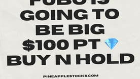 $FUBO Stock is worth more than you think... Price Target $100