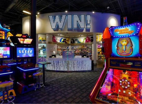 Experience is where everyone is going, Dave and Buster's $PLAY