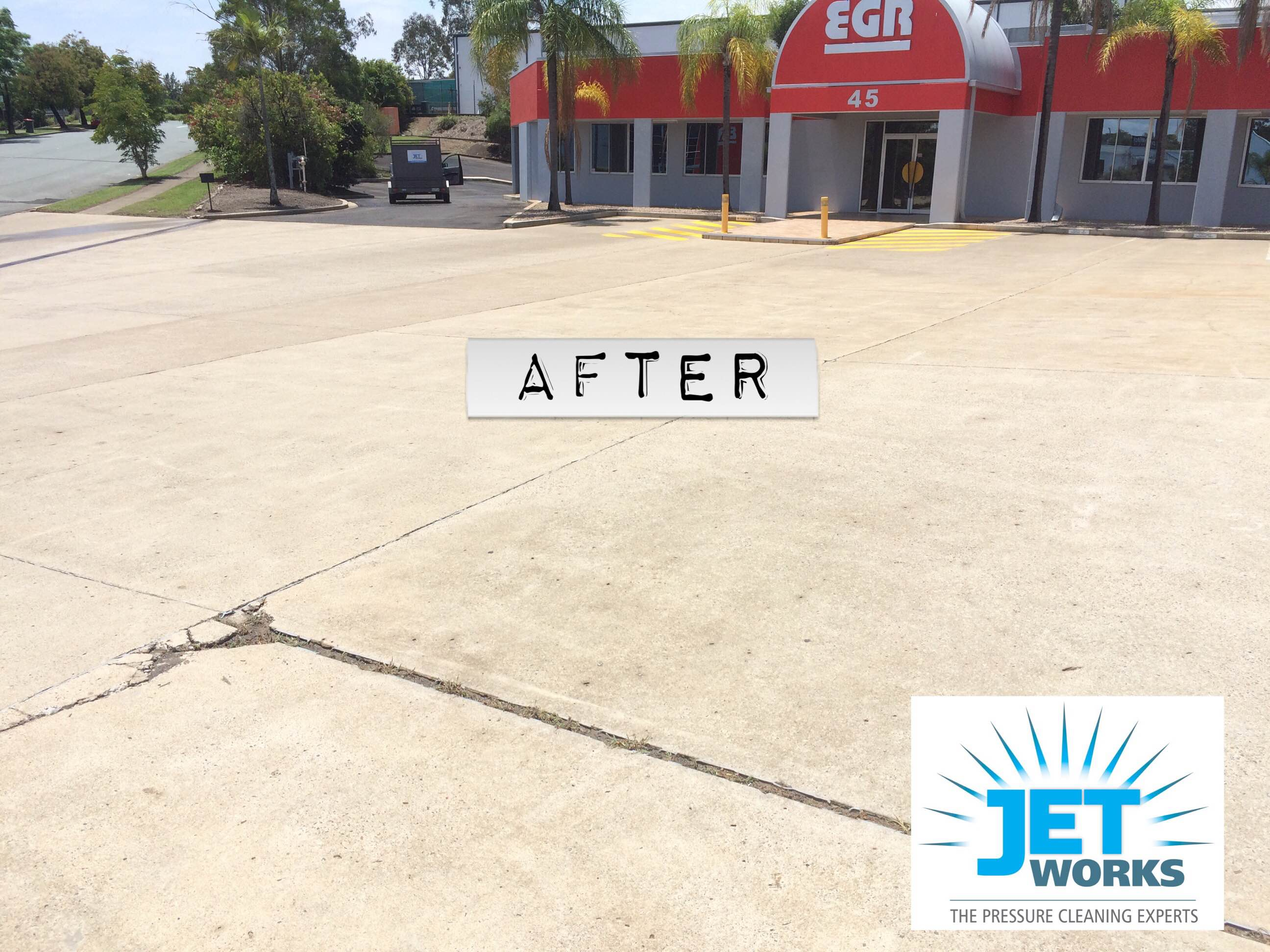Car Park cleaning Wacol