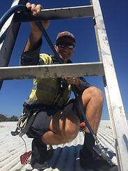 Roof cleaning Mt Gravatt - 1