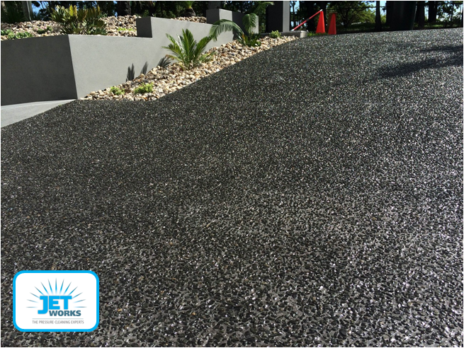 driveway cleaning and sealing brisbane 1