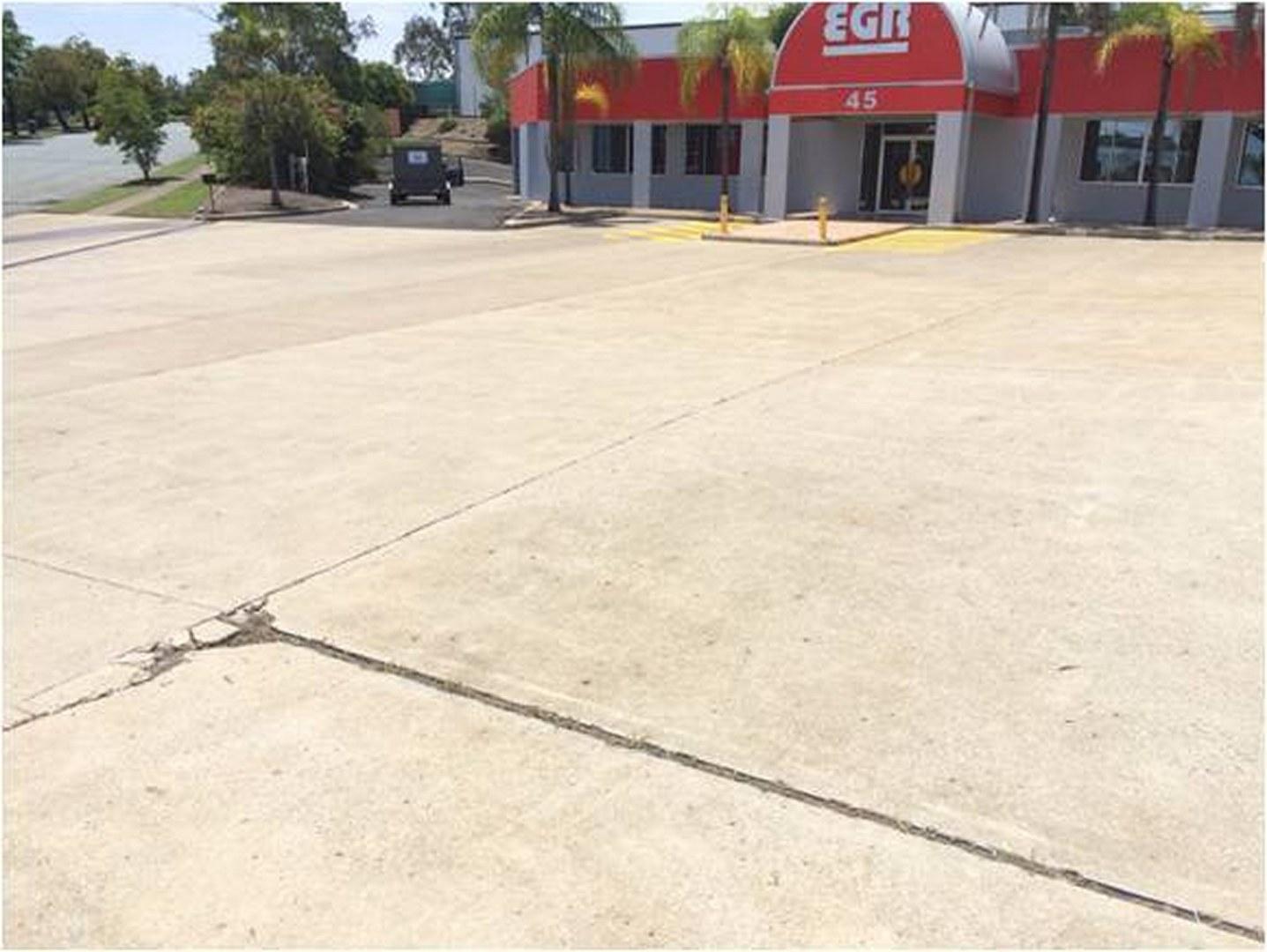 Car park high pressure cleaning Wacol Brisbane (Copy)