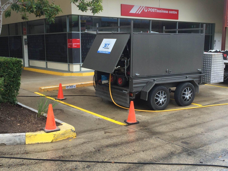 Car park Cleaning Browns Plains