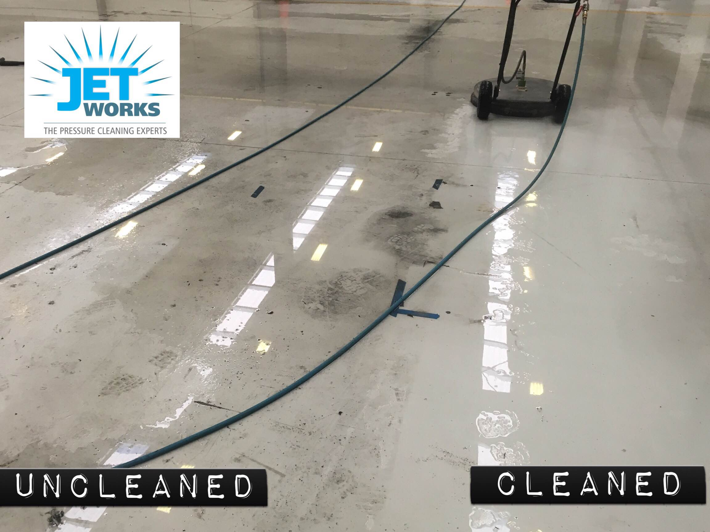 Warehouse cleaning Brisbane Eagle Fa
