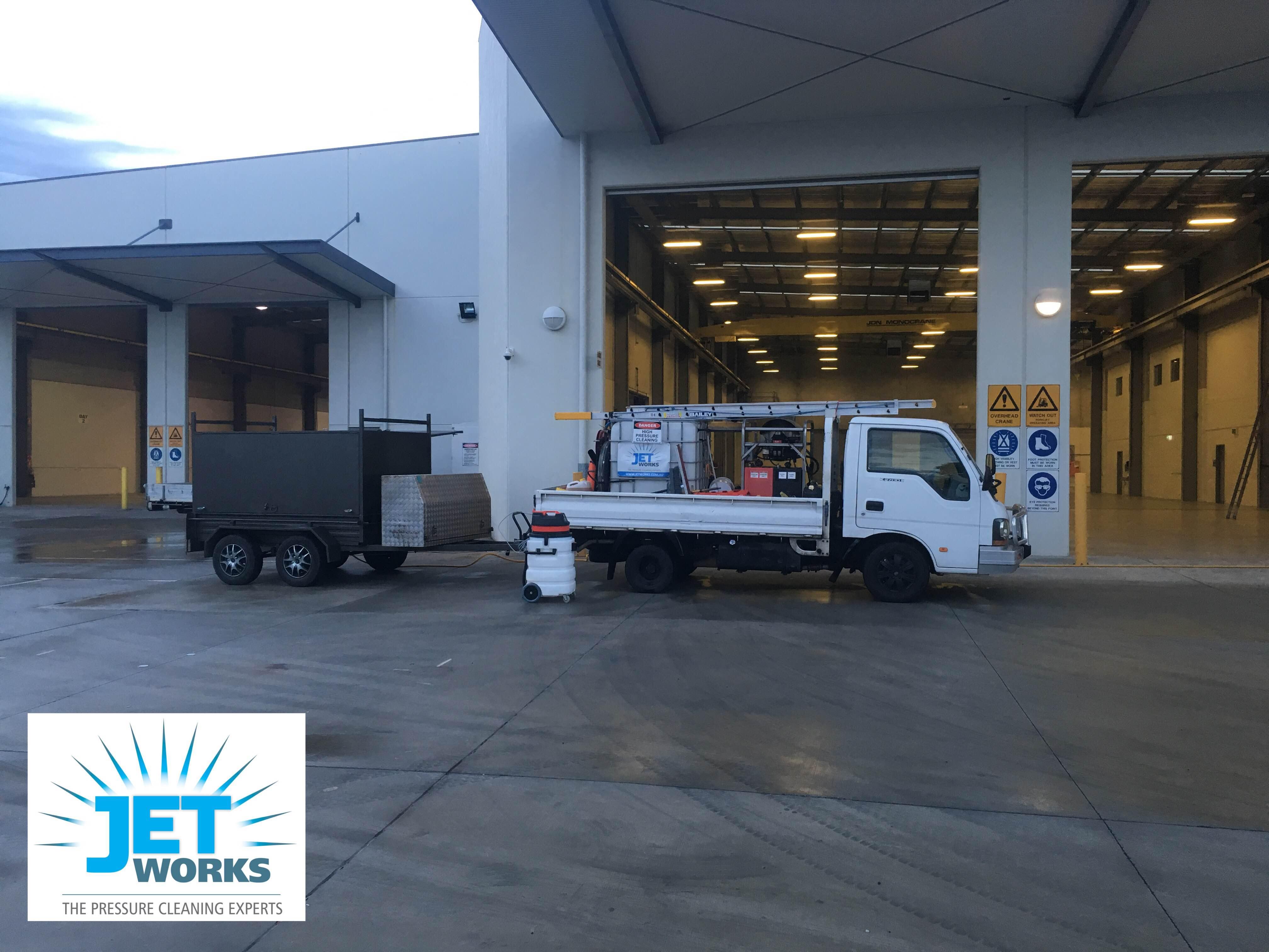 Warehouse cleaning Brisbane 2016