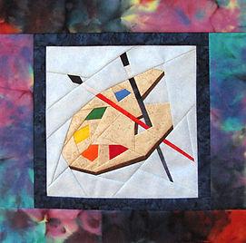 Artist's Paletteby Teresa Catlett