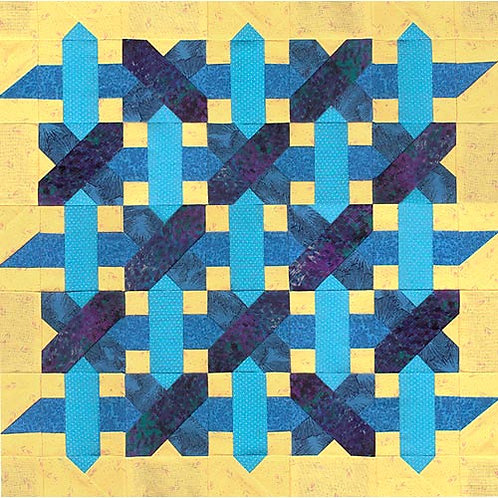 Quilter's Cross-Stitch