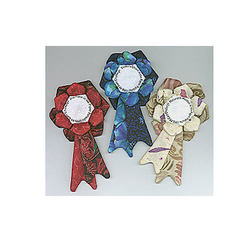 Pretty Petal Award Ribbons