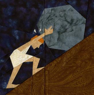 Sisyphus Paper-Pieced Quilt Pattern