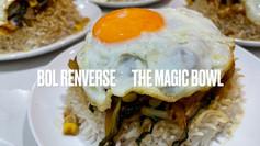 BOL RENVERSE (magic bowl)