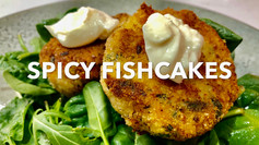 SPICY FISHCAKES